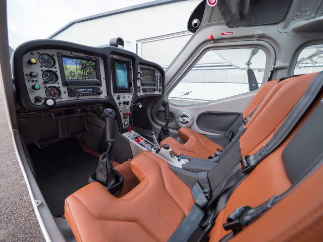 REMOS GXNXT Werksnummer 450 Cockpit